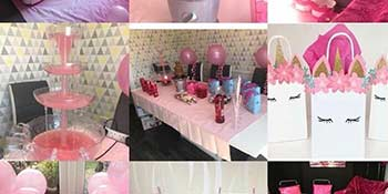 Pamper Parties in Coode Island