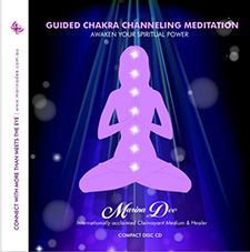 CD - Guided Chakra Channeling Meditation